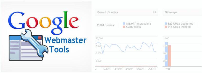 Google Webmaster Tools - toegang verlenen
