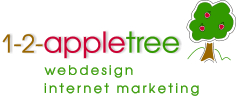 Joomla en WordPress websites -  1-2-appletree